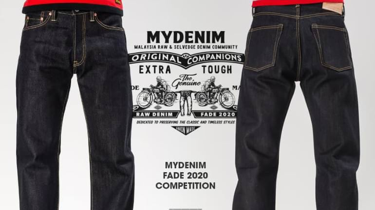 MyDenim Fade Competition (MDFC) 2020 – mydenim.org